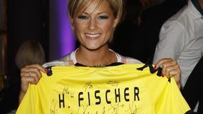 Piękna Helene Fischer zaśpiewa dla Borussii Dortmund