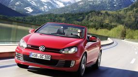 Volkswagen Golf GTI: targanie włosów w stylu GTI
