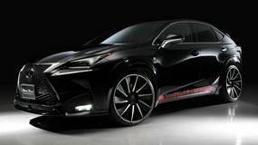Lexus NX w nowej odsłonie - oto Black Bison