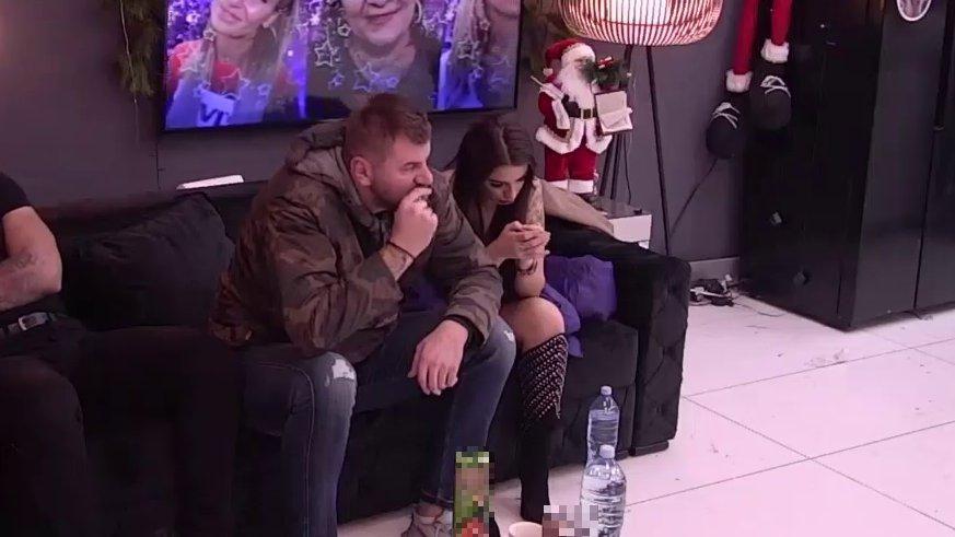 Marko Janjušević Janjuš i Maja Marinković