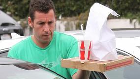 Dieta? Zdrowa żywność? Gwiazdy też jedzą fast foody!