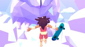 Infinite Skater - recenzja. Najładniejszy runner na iOS-a?