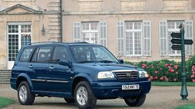Suzuki Grand Vitara: małe, wielkie Suzuki