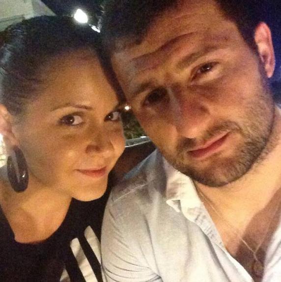 Silvija Nedeljković i Saša Stamenković