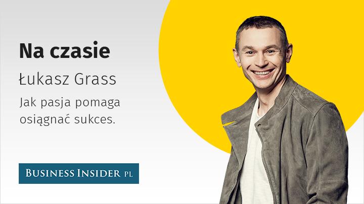Na czasie. Łukasz Grass - sezon 2