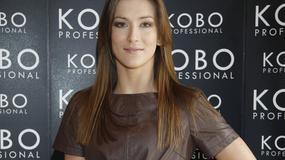 Ania Bosak w sukience z Orsaya