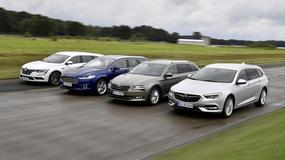 Opel Insignia Sports Tourer w starciu z rywalami: czy największy okaże się najlepszy?
