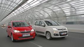 Fiat Panda kontra Skoda Citigo: który model będzie lepszym wyborem