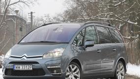 Citroen C4 Grand Picasso: odnowiony van dla dużej rodziny