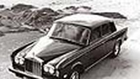 Rolls-Royce Silver Shadow - Srebrny cień luksusu