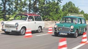 Trabant 601 Universal kontra Mini Traveller - dwusuw z NRD czy Mini-maluch?