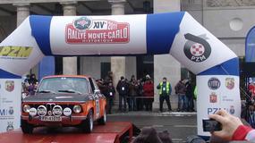 Rajd Monte-Carlo Historique 2011: wystartowali z Warszawy, pokonają 4100 km