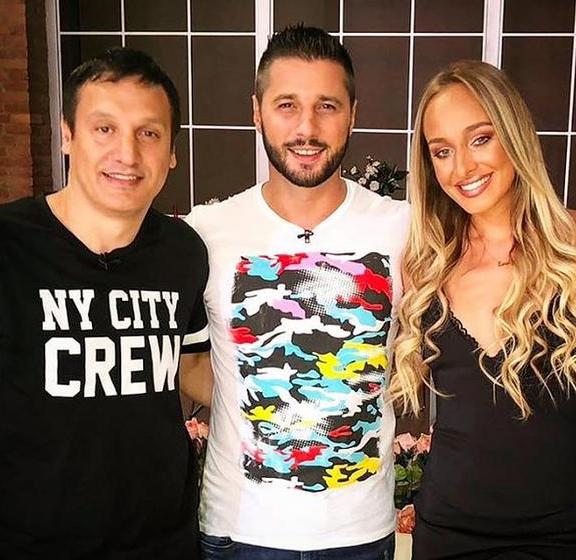 Ovako je Gagi Đogani čestitao Miljkoviću rođendan!