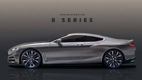 Czy tak będzie wyglądać nowe BMW serii 8?
