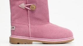 Najmodniejsze dziecięce buty zimowe