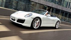 Porsche 911 Carrera S Cabrio - matce, żonie czy kochance?