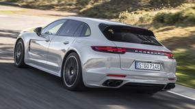 Porsche Panamera Turbo S E-Hybrid Sport Turismo | TEST