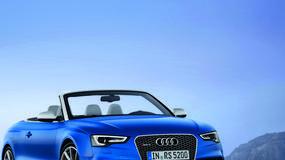 Audi RS5 Cabriolet: sport na świeżym powietrzu