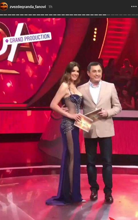 Sanja Kužet i Voja Nedeljković