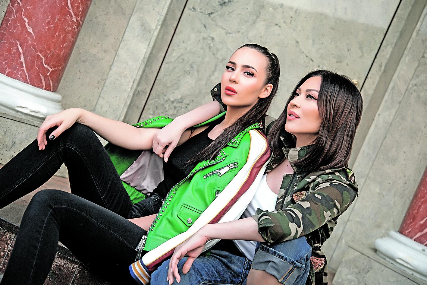 POKISLE DO GOLE KOŽE: Cecu i Anastasiju Ražnatović poterao maler na odmoru!