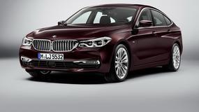 BMW 6 Gran Turismo - pierwsze zdjęcia