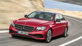 Nowy Mercedes klasy E - przyszłość już jest