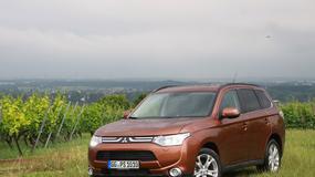 Mitsubishi Outlander: pierwsza jazda nowym modelem