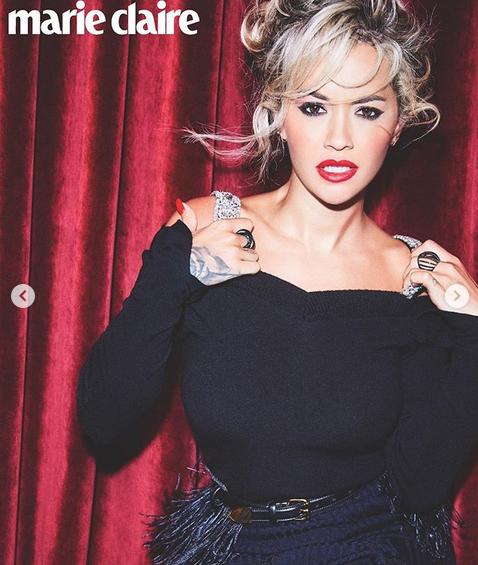 Rita Ora je zvezda oktobarskog izdanja