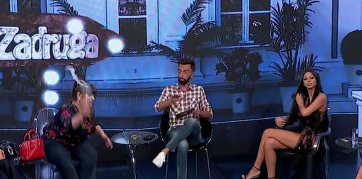 Haos u emisiji uživo: Miljana Kulić  RAZBIJALA PO STUDIJU!