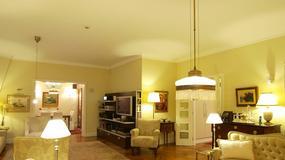 Barokowy przepych w mieszkaniu