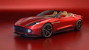 Aston Martin Zagato Volante - prawdziwa gwiazda