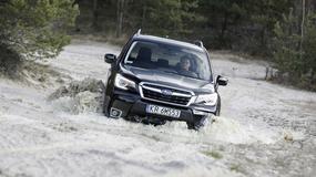 Subaru Forester XT - test dzielnego SUV-a