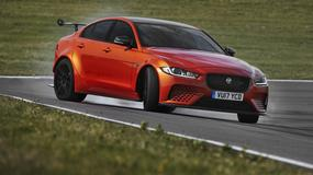 Jaguar XE SV Project 8 – konkurent Mercedesa-AMG C 63