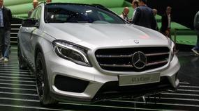 Mercedes GLA - nowość wśród crossoverów