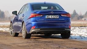 Lexus IS 300h – Hybrydowe szepty | TEST