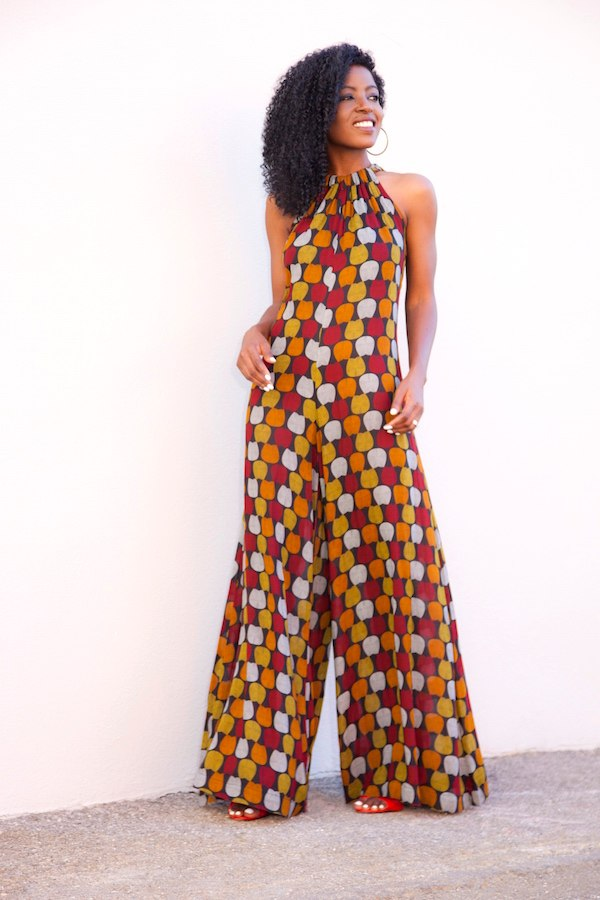 Ankara Styles Peep 10 Fabulous Jumpsuit Style Inspirations For The