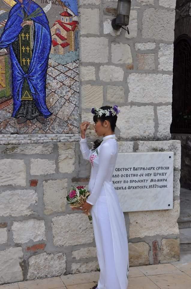 Maja i Nenad venčali su se u Srbiji, ali i u Vijetnamu