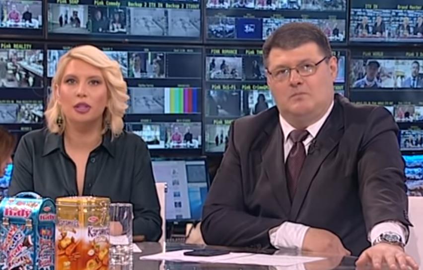 Dea Đurđević i Predrag Sarapa