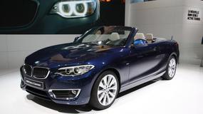 BMW 2 Cabrio – więcej emocji z jazdy (Paryż 2014)