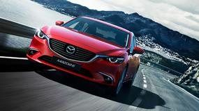 Mazda6 po face liftingu