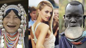 Kanony kobiecego piękna w różnych częściach świata