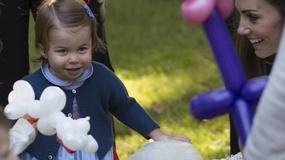Księżniczka Charlotte kończy 2 latka. Ale się zmieniła!