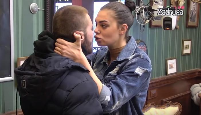 Mensur Ajdarpašić i Mina Vrbaški