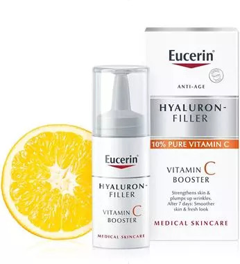 Eucerin Hyaluron- Filler Serum sa vitaminom C