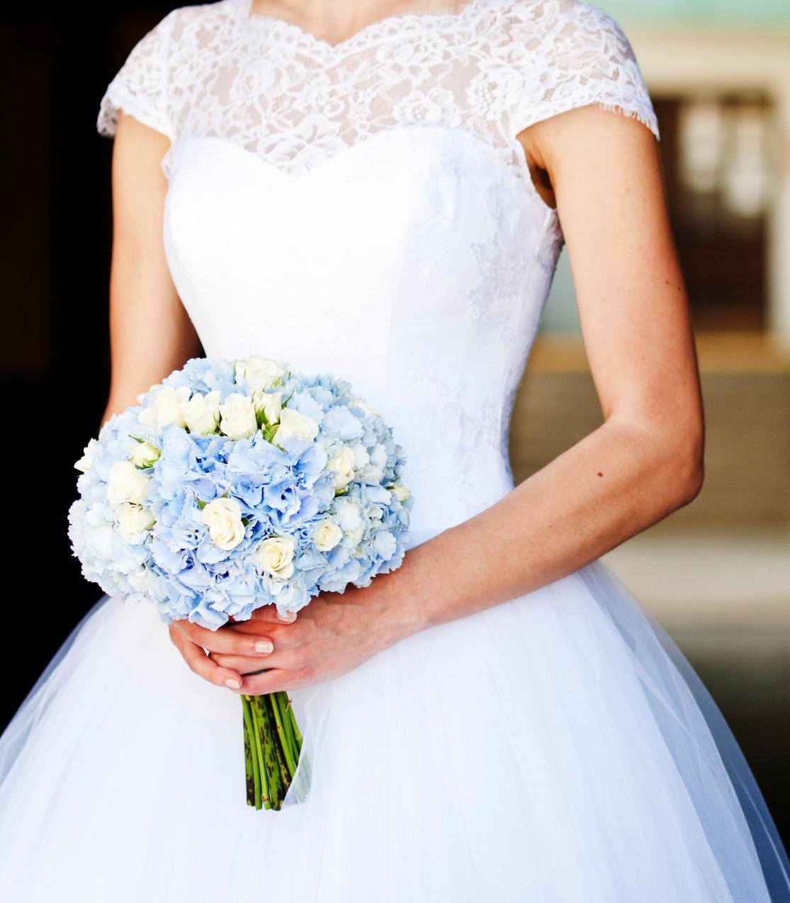 Masywnie 5 sposobów na COŚ NIEBIESKIEGO szpilki torebka suknia ślubna - Vumag JY53