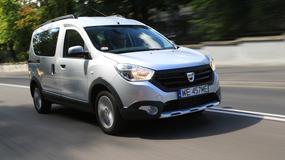 Dacia Dokker 1.2 TCe Stepway: dużo przestrzeni w dobrej cenie