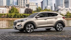 Hyundai Tucson i Santa Fe w edycjach Tour de Pologne