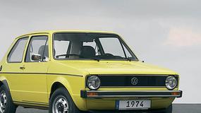 Techno Classica Essen 2014 | VW Golf ma 40 lat