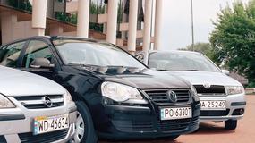 Którego malucha wybrać? Opel Corsa C kontra Skoda Fabia I i Volkswagen Polo IV