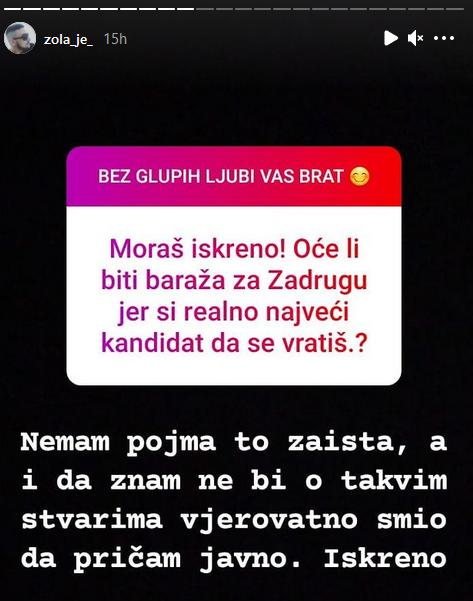 Lazar Čolić Zola